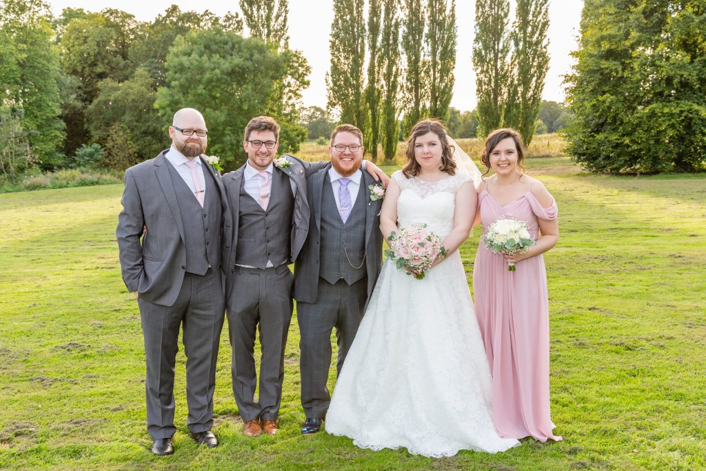 bridal-party-mercure-fairfield-manor-york