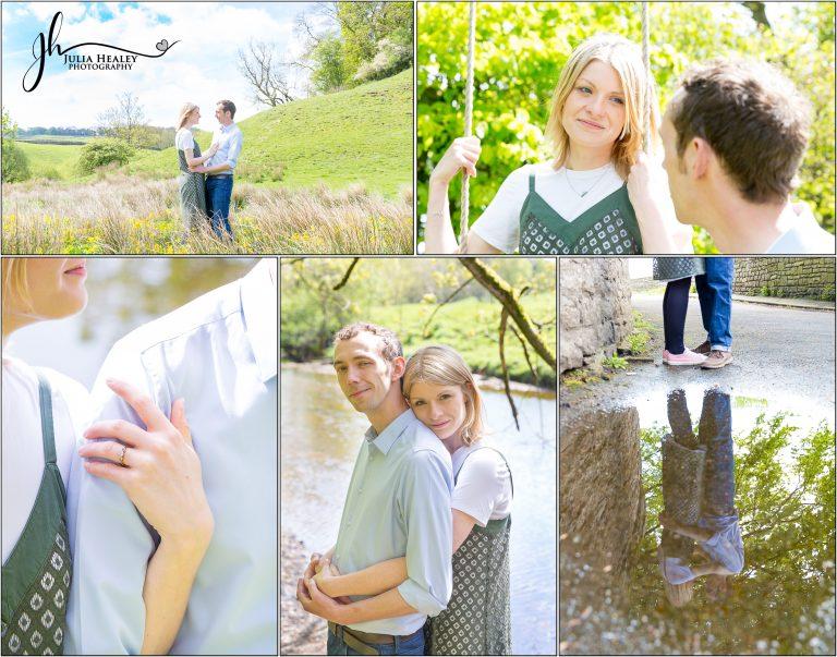 Emma & Rob's Engagement shoot